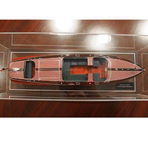 Hacker-Craft 24′ Runabout Boat Model