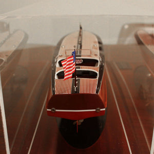 Hacker-Craft 30′ Racer Boat Model