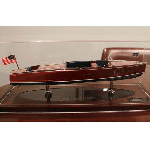 Hacker-Craft 30′ Runabout Boat Model
