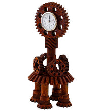 Load image into Gallery viewer, Pinion Gear Clock - 14 inches (click the picture for other options)