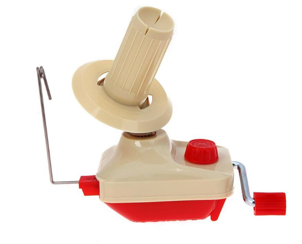 Wool Winder - Red