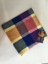 Load image into Gallery viewer, Cedar Coast Fibre Arts | Bread or Roll Basket Cover | 100% Cotton | Handwoven