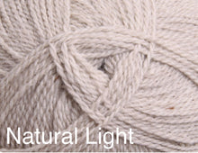 Load image into Gallery viewer, Ashford | Worsted weight | 8 ply | 100% NZ Wool | 200 yards | 100 grams