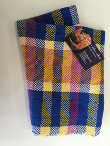Cedar Coast Fibre Arts | Hand woven Tea Towels | 100% cotton