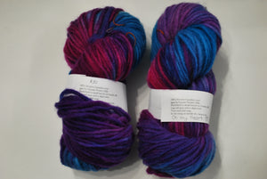 SpiritSong Studio | Bulky weight | Lopi Soft Spun | 70% Alpaca, 30% Merino | 150 yards | 112 grams