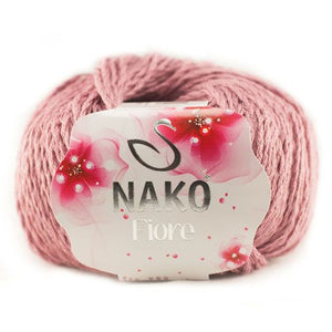 Nako | Sport | Fiore | 40% Bamboo, 35% Cotton, 25% Linen | 164 yards | 50 grams