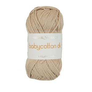 Sirdar Snuggly | DK weight | Snuggly Babycotton | 100% Cotton | 116 yards | 50 grams