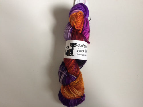 Cool Cat | DK weight | Merino | 240 yards