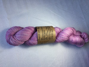 I Bee weaving | Lace | Chantilli Lace | 50% Mulberry Silk 30% Extra fine Merino 20% Superfine Merino | 600m | 100g