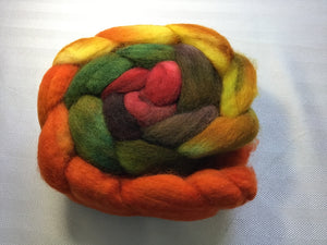Spun Ware Over the Rainbow | Fiber | Blue Faced Leicester| 4 oz | 115 grams