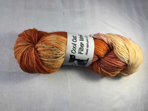 Cool Cat | Fingering | 80% SW Merino, 20% Nylon | 400 yards