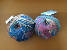 Load image into Gallery viewer, Universal Yarn | Fingering | Bamboo Pop Sock | 55% Bamboo 37% Cotton 8% PBT | 450m | 100g