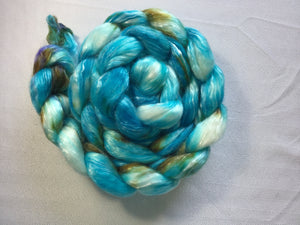 Spun Ware Over the Rainbow | Fiber | SW Merino, Tencel | 4 oz | 115 grams