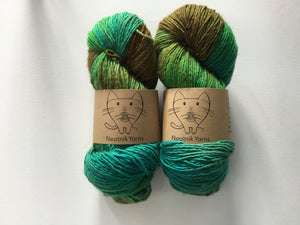 Neatnik Yarn | Worsted weight Single | 100% superwash merino wool | 115 grams | 224 yards