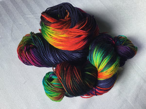 Spun Ware Over the Rainbow | Sport weight | 100% SW Merino | 256 yards | 115 grams