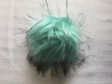 Load image into Gallery viewer, Pompoms - Faux fur (Snap On) 5""