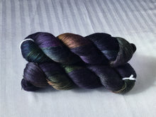 Load image into Gallery viewer, Spun Ware over the Rainbow | Lace weight | 65% Tencel, 35% Alpaca, 10% Nylon | 820 yds | 100g