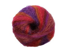 Load image into Gallery viewer, Sugar Bush | Lace | Drizzle | 76% Mohair, 24% Silk | 219 yards | 25 grams