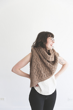 Load image into Gallery viewer, Sylvia McFadden | Gentle Armour, Five Shawls for Sensitive People | Pattern Book