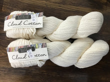 Load image into Gallery viewer, Estelle yarns | Worsted Weight | Cloud Cotton | 100% Pima Cotton | 150m | 100g