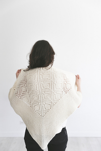 Sylvia McFadden | Gentle Armour, Five Shawls for Sensitive People | Pattern Book