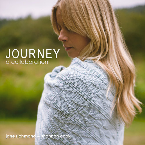 Jane Richmond & Shannon Cook | JOURNEY: A Collaboration | Pattern Book
