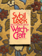 Load image into Gallery viewer, The Complete Art of Witchcraft by Sybil Leek