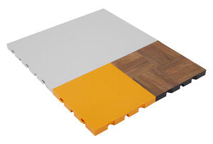 Our various floor versions work together on the same site
