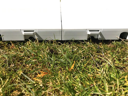 Protect grass lawns from damage during events
