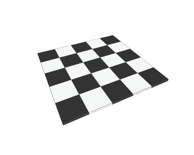 5ft x 5ft Chequer Floor