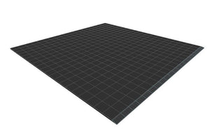 20ft x 20ft Black Floor