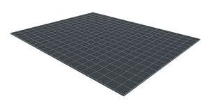 16ft x 20ft Dark Grey Floor