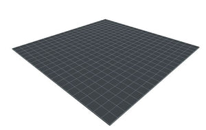 20ft x 20ft Dark Grey Floor