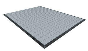 16ft x 20ft Light Grey Floor