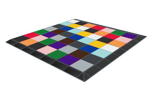 7ft x 7ft Various Colours Floor