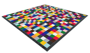 22ft x 22ft Various Colours Floor