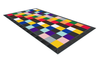7ft x 13ft Various Colours Floor