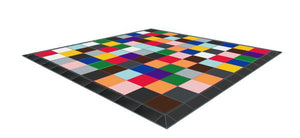 10ft x 10ft Various Colours Floor