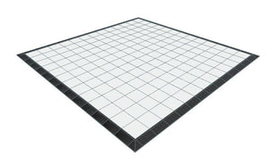 13ft x 13ft White Floor