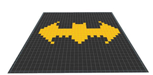 30x30 Bat-Dance Floor!