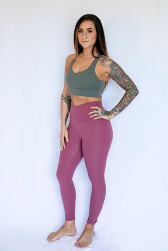 "Barely There Pant 2.0 (25"") *Wrap Waist"