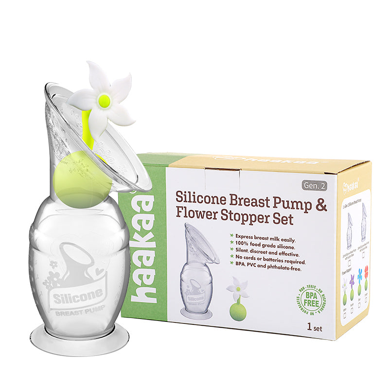 GIFTBOX: Silicone Pump + Flower Stopper
