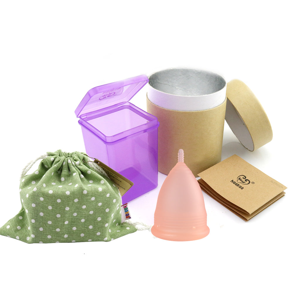 Flow Cup (Menstrual Cup) - Large 30ml