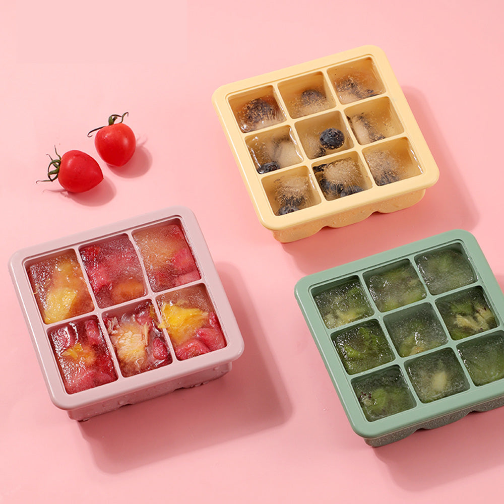 *NEW* Baby Food and Milk Freezer Tray - 4 Cup
