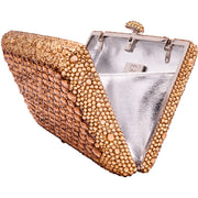 Rose Gold Evening Clutch