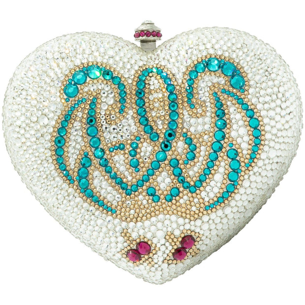 Crest Duchess Swarovski Element Bag-GCB6006