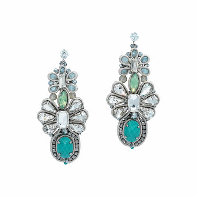 EARRINGS-GCJ7079 - GLAM CONFIDENTIAL