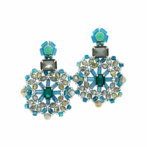 EARRINGS-GCJ7131 - GLAM CONFIDENTIAL