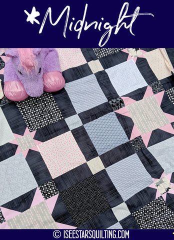 Midnight Quilt Pattern - Automatic Download