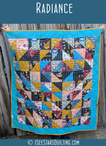 Radiance Quilt Pattern - Automatic Download